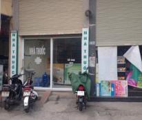 Cho thuê mặt bằng kinh doanh ở bờ sông Quan Hoa, dt 60m2