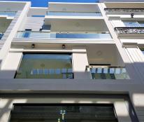 Nhà hiện đại 4 lầu HXH Hoàng Hoa Thám, Q. Bình Thạnh