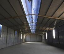Cho thuê kho xưởng diện tích 450m2 và 1580m2 tại Trạm Trôi, Hoài Đức