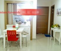 Cho thuê căn hộ Him Lam Riverside, phường Tân Hưng, Quận 7, dt 66m2, giá 13tr/tháng.