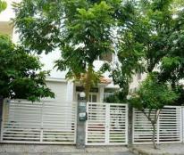 Cho thuê biệt thự Mỹ Phú, nhà đẹp như hình, nội thất cao cấp, cho thuê 40 tr/tháng. LH: 0917300798