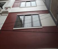 Bán nhà gần viện quân y Mậu Lương, Hà Đông, 35m2, xây mới 4 tầng, LH 0983827429