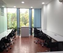 Cho thuê văn phòng tại Linh Lang gần Lotte Center 20 m2 4 triệu/tháng