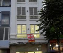 Cho thuê nhà mặt phố Nguyễn Ngọc Vũ, 50m2x 7tầng, MT 4m, đg 20m, 50 tr