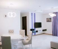 Cho thuê căn hộ 2 PN, 2 WC, nội thất đẹp, DT 83 m2