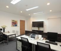 Cho thuê tòa nhà văn phòng mặt phố Nguyễn Khuyến, phường Văn Miếu, giá 9 triệu/th