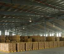 Tôi cần cho thuê lâu dài 400m2 - 1400m2 kho, xưởng tại đường Phạm Hùng.