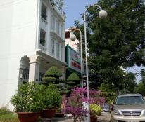 Bán nhà phố mặt tiền Cao Triều Phát Phú Mỹ Hưng có thang máy, giá hot