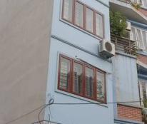 Cho thuê nhà riêng nguyên căn ở Cầu Giấy, dt 35 m2 x 5 tầng