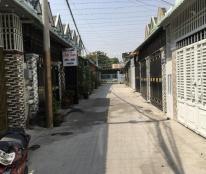 Bán nhà 1 trệt 1 lầu, giá rẻ, đường lồ ô, gần QL1k, phường đông hòa, dĩ an, bình dương