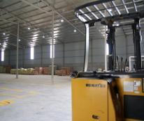 Cho thuê nhà xưởng 2000m2 tại huyện Hoài Đức, HN