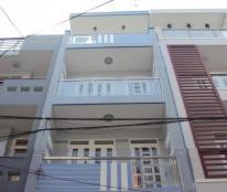 Nhà HXH 6m Lạc Long Quân, 4x7m, vuông vức, 3 lầu ST mới đẹp