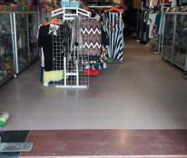 Sang nhượng cửa hàng quần áo ở Mỹ Đình, diện tích 80m2, 4 tầng