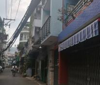 Nhà Hẻm xe tải tránh.Trần Văn Quang .dt 50m2,4tầng,Gía 6.5tỷ.
