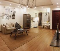 Cho thuê CHCC Home City 177 Trung Kính, 89m2, 3 phòng ngủ, đủ đồ 13 tr/th