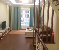 Bán nhà phố Tây Sơn 4 tầng 60 m2 mặt tiền 4m nội thất đầy đủ giá 4,8 Tỷ
