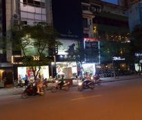Vị trí cực đẹp, hiếm bán, mặt phố Thái Hà 90m2, MT4.8m, giá 40 tỷ, kinh doanh, văn phòng