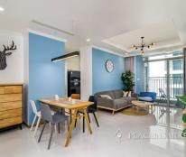 Căn hộ 2 phòng ngủ, 2 WC, diện tích 88 m2