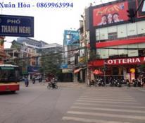 Bán nhà Lê Thanh Nghị 19.999 tỷ 95m2x4T lôgóc 3 mặt tiền, kdoanh, oto tránh