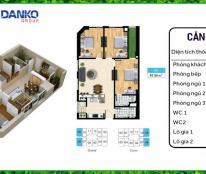Mở bán chung cư cao cấp Quận Hà Đông- ICID Complex- giá từ 1 tỷ, 62m2, LH: 0915.472.386