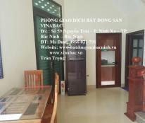 Cho thuê nhà 4 phòng khu 2 Đại Phúc tại thành phố Bắc Ninh