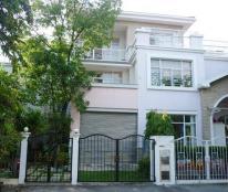Cho thuê gấp Biệt thự Mỹ Thái, PMH, Q7 đầy nhà vị trí tốt, đủ nội thất, đối diện công viên