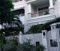 Cho thuê biệt thự Phú Mỹ Hưng, nhà đẹp, giá rẻ, DT 126m2 nội thất đẹp call 0919552578 Thanh Phong