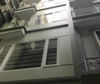 Bán nhà nở hậu, KD, cho thuê mặt phố Hồ Giám, 6 tầng, 8,5 tỷ