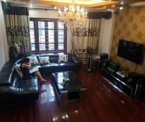 Bán nhà mặt phố Mai Động 42m, mặt tiền 4.8m, kinh doanh, ô tô tránh, giá 6.2 tỷ.