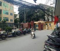 Cho thuê nhà phố Nguyễn Chí Thanh DT 45m2X7tầng, MT 5,2m.Có thang máy. Ô tô to đỗ cửa