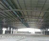 Cho thuê nhà xưởng tại KCN Song Khê - Nội Hoàng, Yên Dũng, Bắc Giang, DT 4005m2 giá tốt