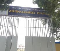 Phân phối chính thức dự an Athena Complex Pháp Vân- Hoàng Mai - Giá gốc CĐT 20 tr/m2 - 0904.770.663