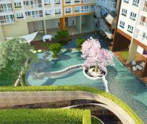 Bán căn hộ The Krista căn 2 PN giá chỉ 2,25 tỷ, tầng cao, View hồ bơi. LH: 0938 780 895