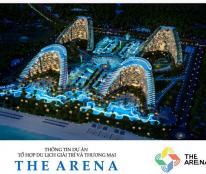 căn hộ nghỉ dưỡng The Arenan Cam Ranh giá từ 1 tỷ 3 đến 2 tỷ