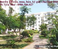 Bán căn hộ Mỹ Phước Phú Mỹ Hưng 134m2 có thang máy giá 3.4 tỷ