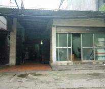 Bán nhà mặt đường số 1 Trần Thái Tông, 123m2x cấp 4, MT 7m. 24,5 tỷ