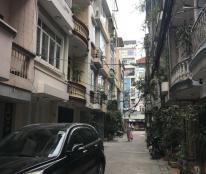 Cần bán nhà khu phố (cán bộ cấp cao) Hoàng Văn Thái 55m2 x 4 tầng giá 6,6 tỉ