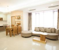 Cho thuê chung cư Trung Yên Plaza, tầng 16, căn góc, 110m2, 2PN, đủ đồ, 14 tr/th. LH: 0915074066