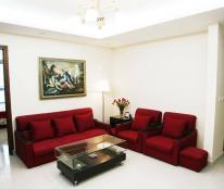 Cho thuê chung cư Trung yên Plaza 87m2, 2PN, đầy đủ nội thất 13tr/th. LH: 0915074066.