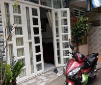 Bán nhà Phường 5 Phú Nhuận, 6x4, 2T, 3 tỷ