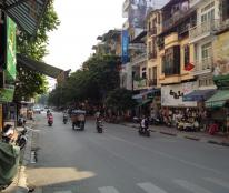 Bán đất mặt phố Hoàng Sâm, Hoàng Quốc Việt 60m mt 3.5m có vỉa hè kd sầm uất 11 tỷ
