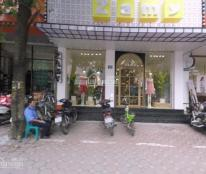 Cho thuê mặt bằng kinh doanh đường Lê Lợi, mặt tiền 7m