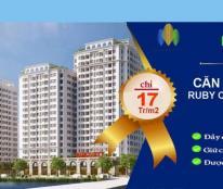 Bán căn hộ chung cư tại dự án Ruby CT3 Phúc Lợi, Long Biên, Hà Nội, diện tích 45m2, giá 821 triệu