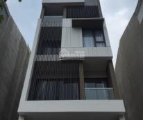 Cho thuê nhà mặt tiền đường D1, khu Him Lam, ngay Lotte quận 7. Thang máy, thiết kế văn phòng