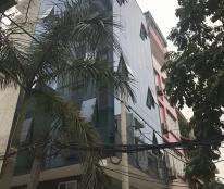 Bán gấp nhà lô góc, mặt ngõ Nguyễn Xiển, Kd, thang máy, 7 tầng, MT: 5,2m, giá 13,5 tỷ.