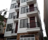 Nhà LK đẹp mới xây 5 tầng, 50m2, Văn La, Quang Trung, có gara ô tô, 0983827429