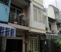 Bán nhà ngay chợ Tân Định  24m(4x 6)  2.5 tỷ, hẻm thông thoáng.