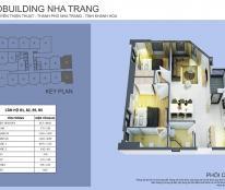 Bán căn góc 68m2 Chung cư HUD Building Nha Trang số 4 Nguyễn Thiện Thuật