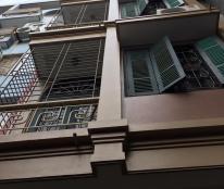 Bán nhà PL, oto tránh mặt ngõ Đội Cấn. 80m, 5 tầng, giá 12,8 tỷ.