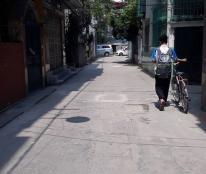 Bán nhà mặt ngõ đường 800A,Cầu giấy, Hà Nội.dt 60 m2,giá 7,5 tỷ.